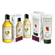 Kit Shampoo e condicionador Sunflower + máscara Pepper Force