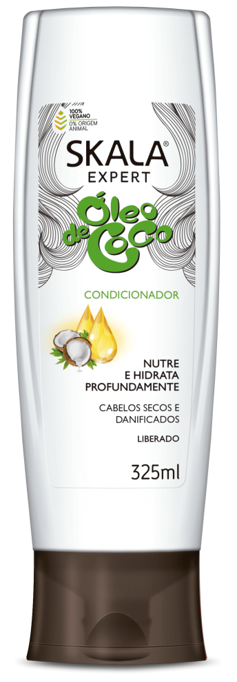 Condicionador Óleo de Coco