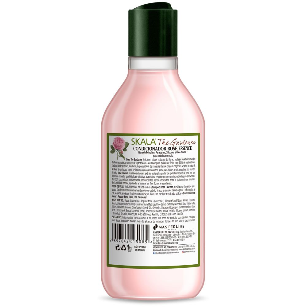 Condicionador Rose Essence