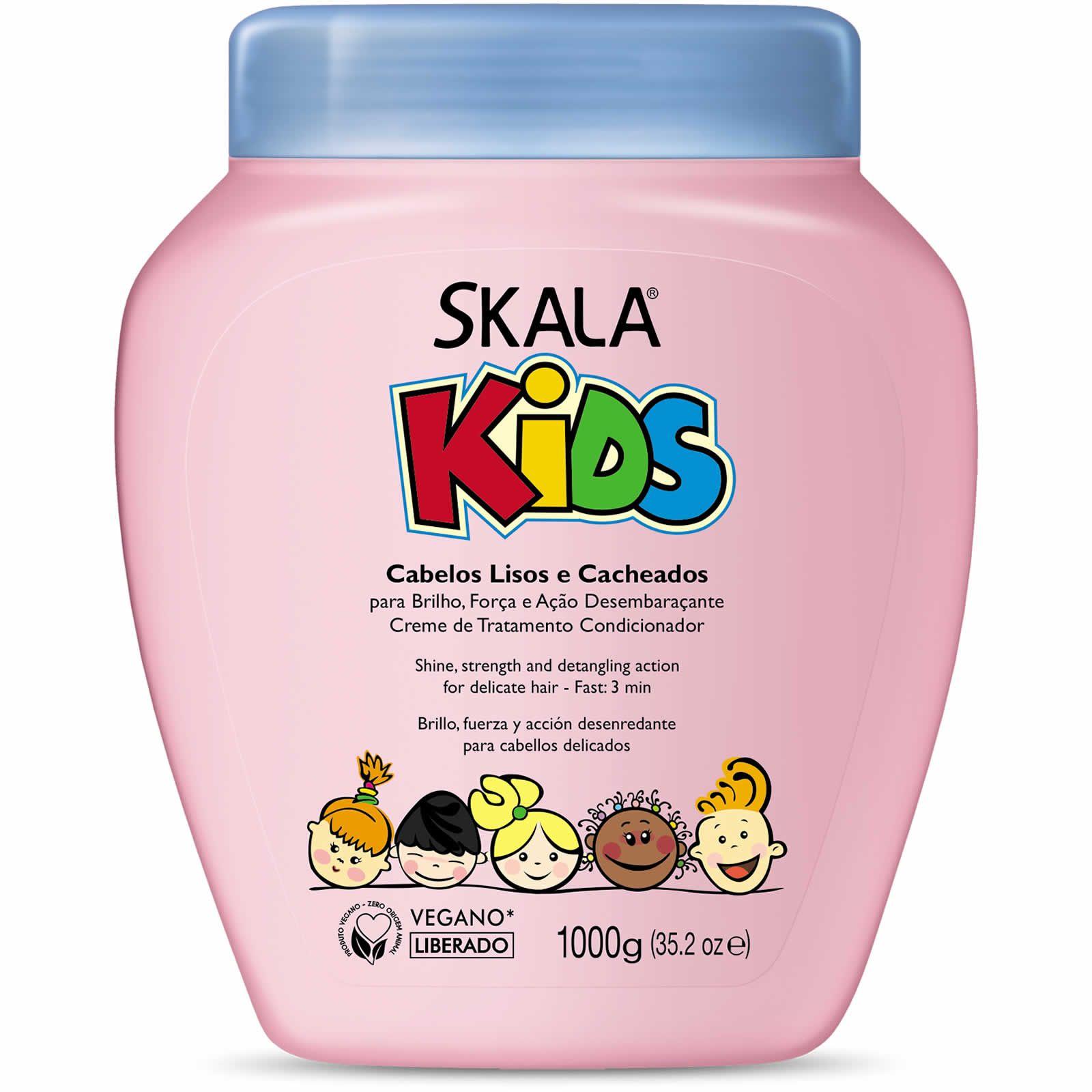 Creme de Tratamento Kids