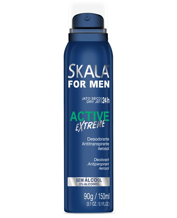 Desodorante Aerosol  For Men Active Extreme