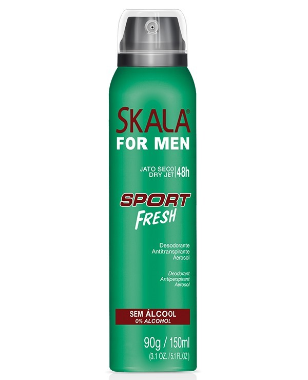 Desodorante Aerosol  For Men Sport Fresh