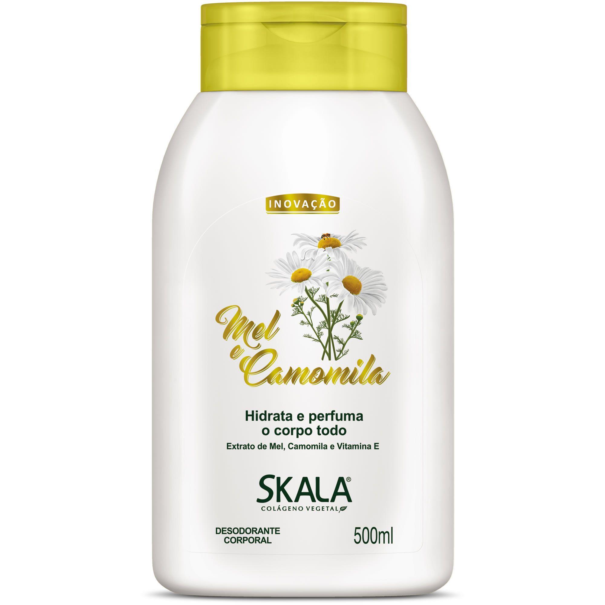 Hidratante  Camomila