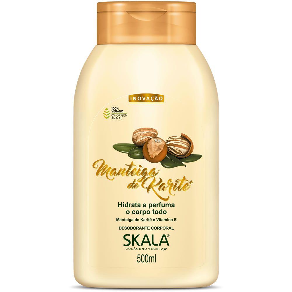 Hidratante  Manteiga de Karité