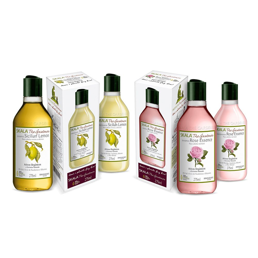 Kit Sicilian Lemon + Rose Essence