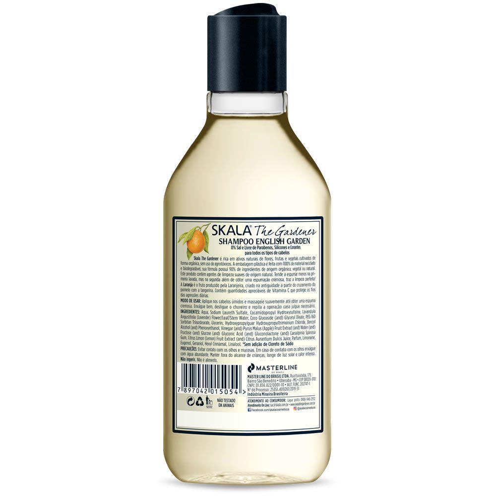Shampoo English Garden