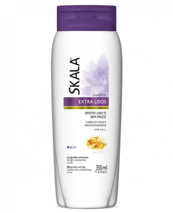 Shampoo Extra Lisos