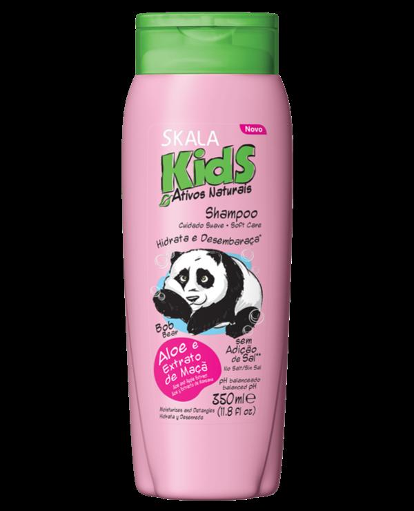 Shampoo KIDS  Aloe e Extrato de Maçã