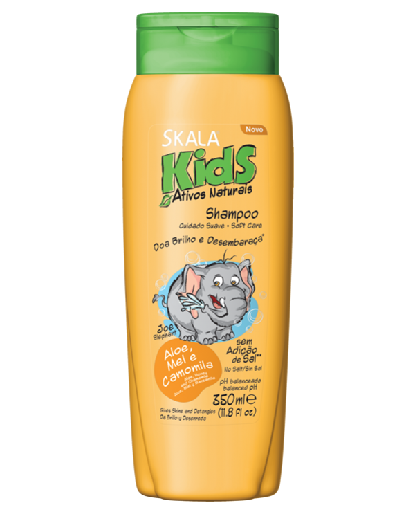 Shampoo KIDS  Aloe Mel e Camomila