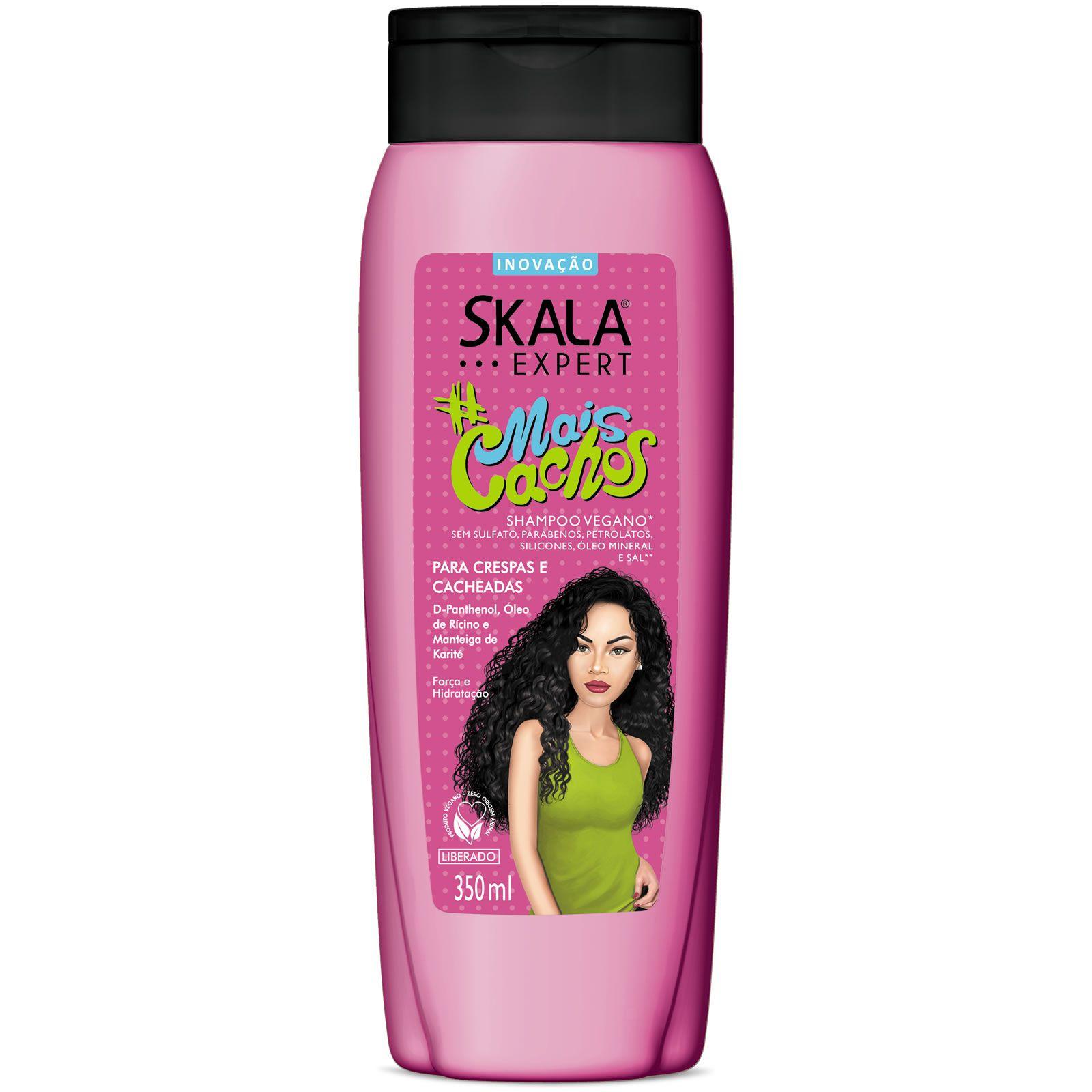 Shampoo #MaisCachos