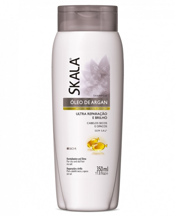 Shampoo Óleo de Argan
