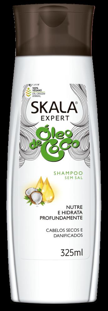Shampoo Óleo de Coco
