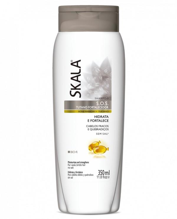 Shampoo S.O.S. Tutano Fortalecedor