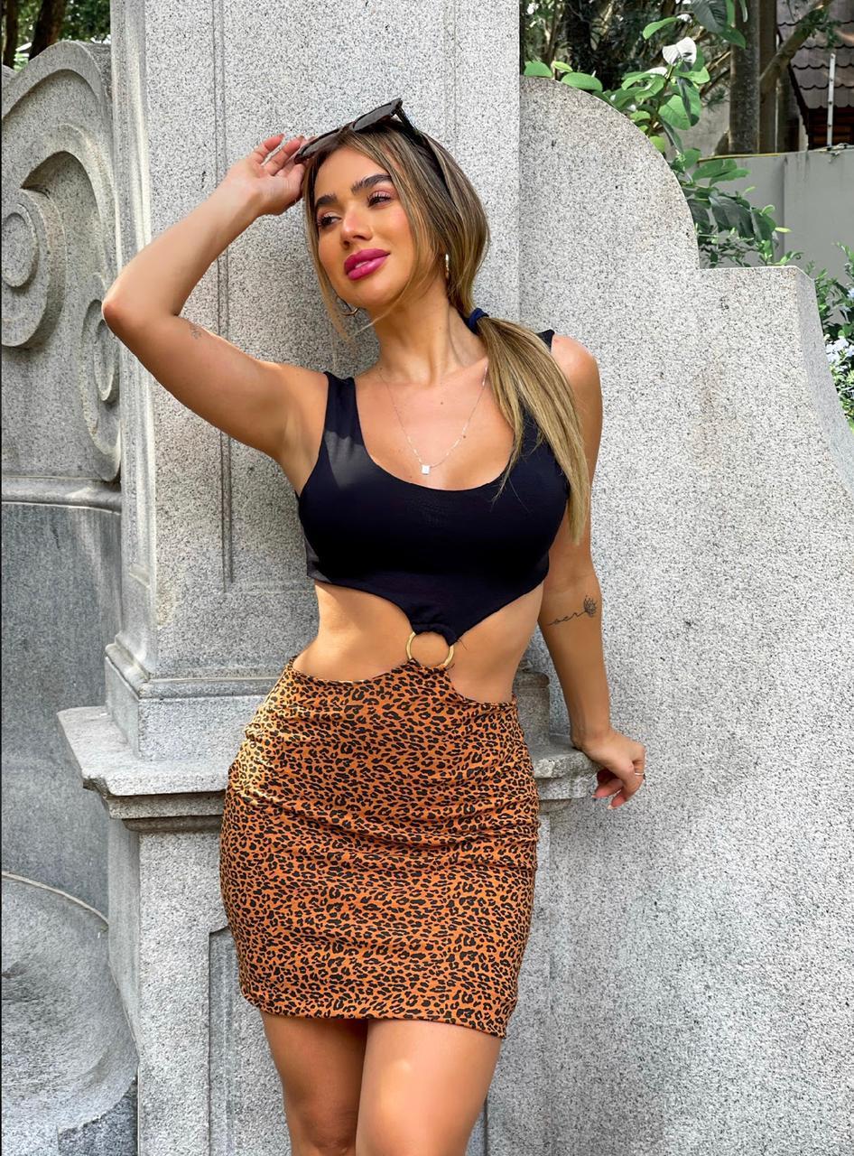 Vestido Argolinha