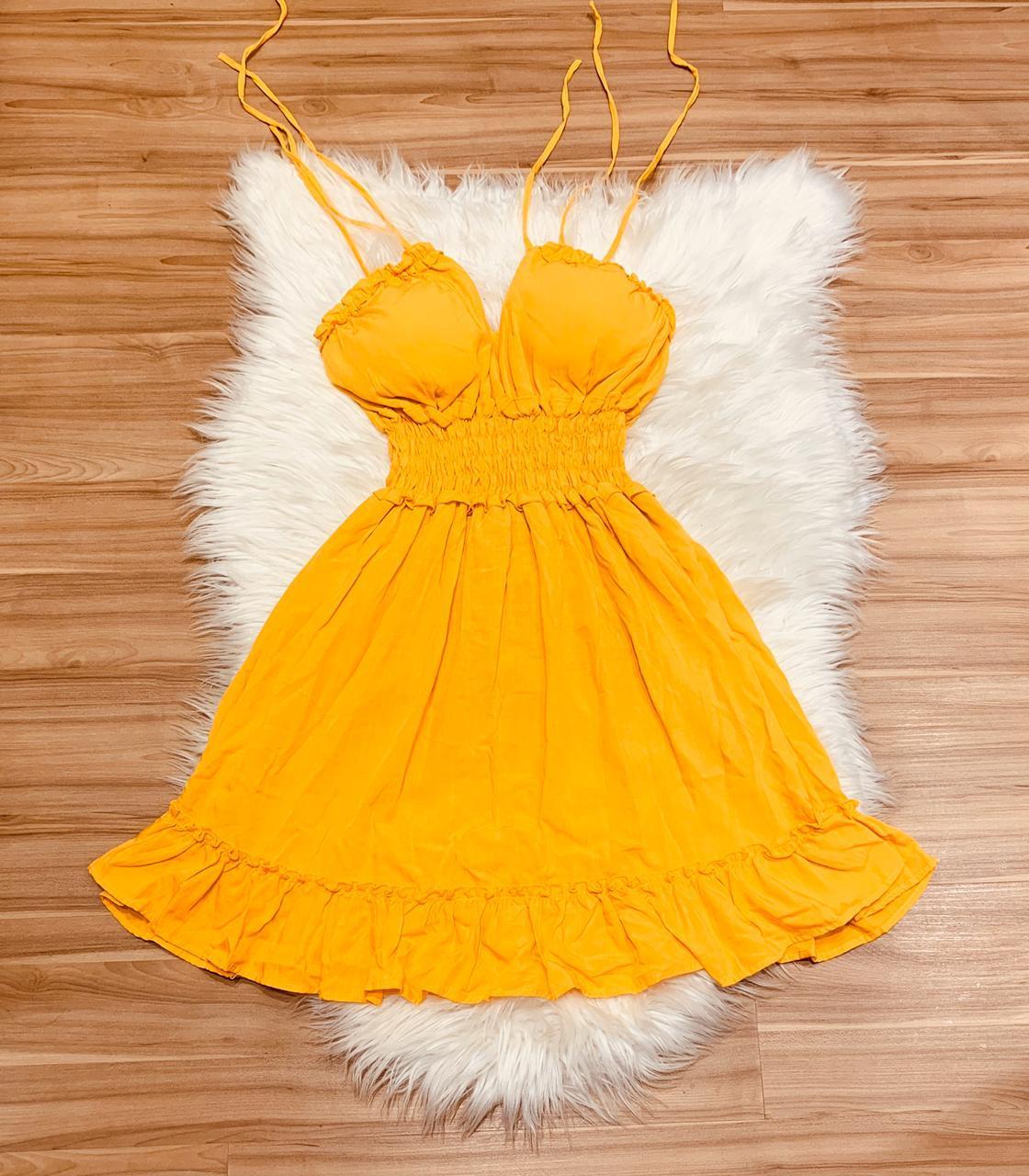 Vestido de Alcinha Pietra