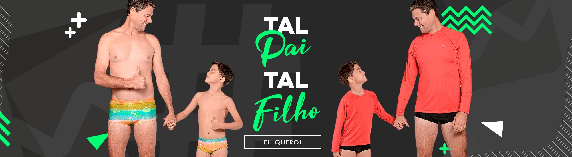 Monte seu Kit Tal Pai, Tal Filho!