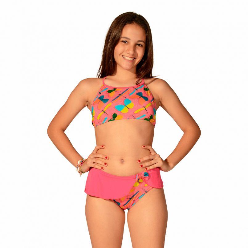 Conjunto Teen Eduarda Libelula