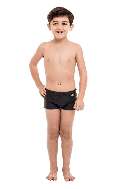 Sunga Infantil Boxer Preto