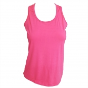 Foto 1 Camiseta Feminina Regata UV 50+ New Trip Pink