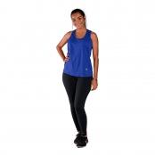 Foto 1 Camiseta Feminina Regata UV 50+ New Trip Azul Bic