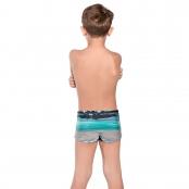 Foto 2 Sunga Infantil Boxer Havaí
