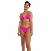 Foto 3 Top de Praia Cortininha com Bojo Removível Pink