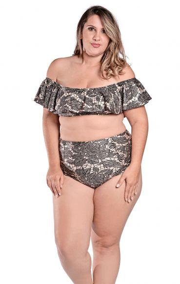 Biquíni Plus Size Cigana Rio