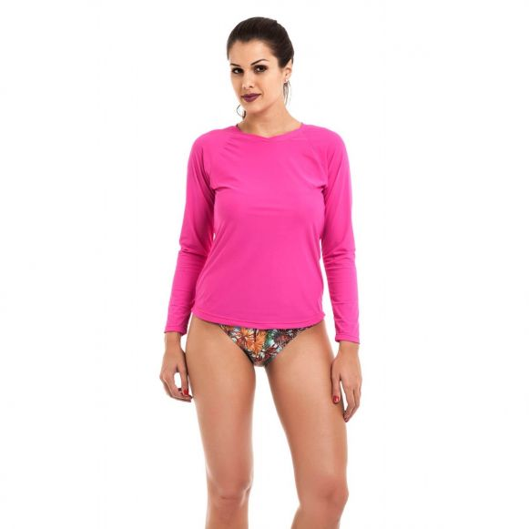 Blusa UV Adulto Stewardess