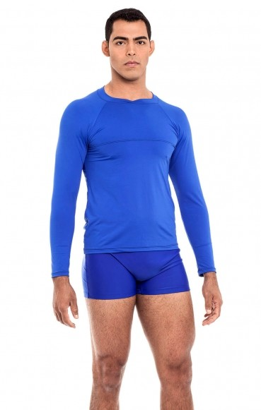 Camiseta Uv Praia Adulto Bic
