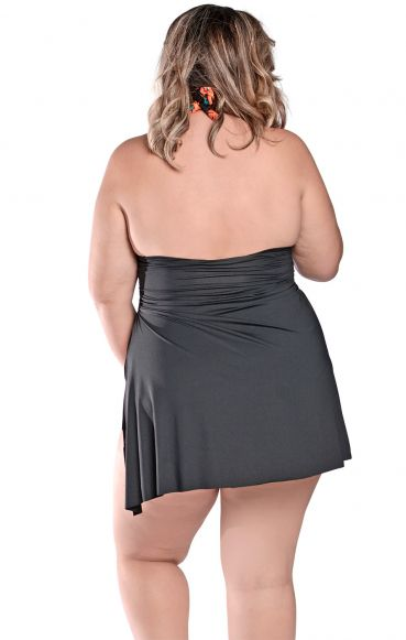 Maiô Plus Size Saida Antonia Fenix