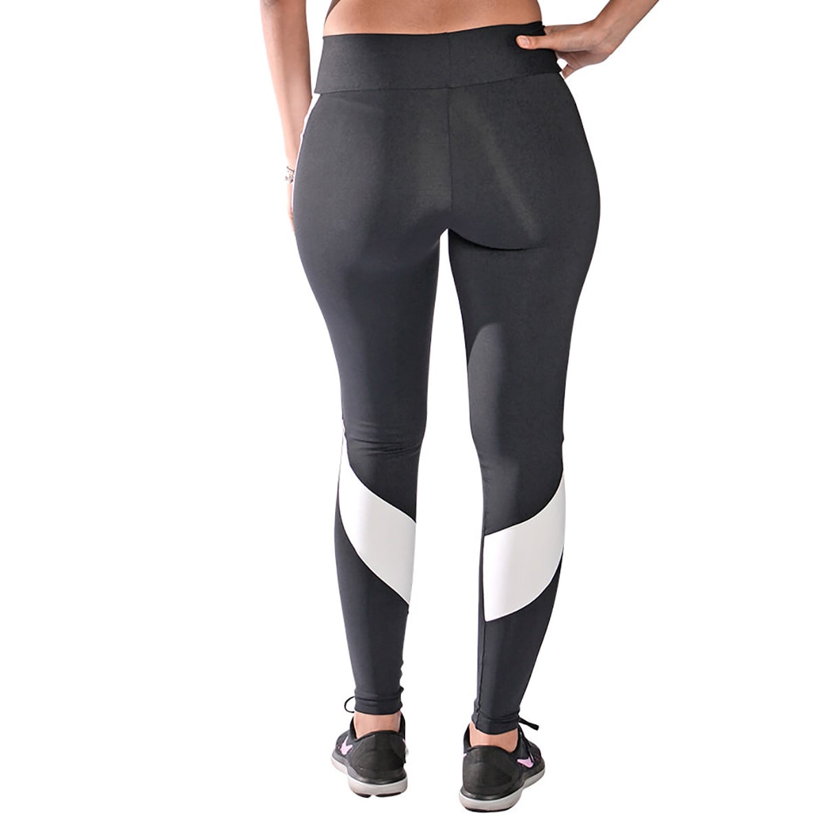Calça Legging Bolso New Zealand Preto