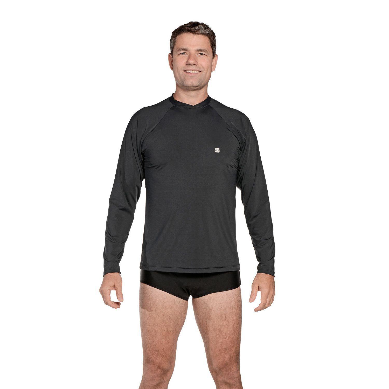 Camiseta Masculina Uv Praia Preta