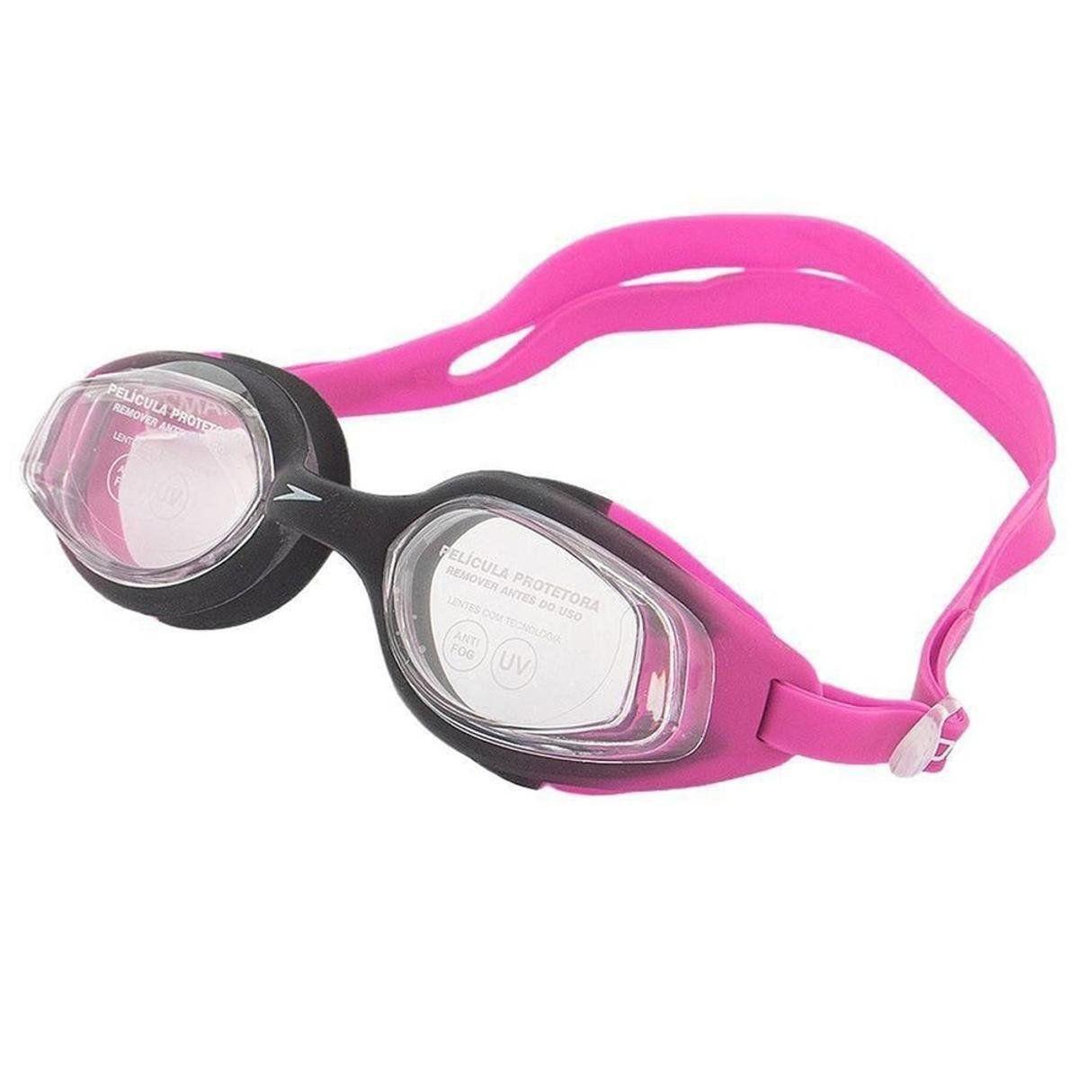 Óculos de Natação Adulto Speedo Smart Rosa