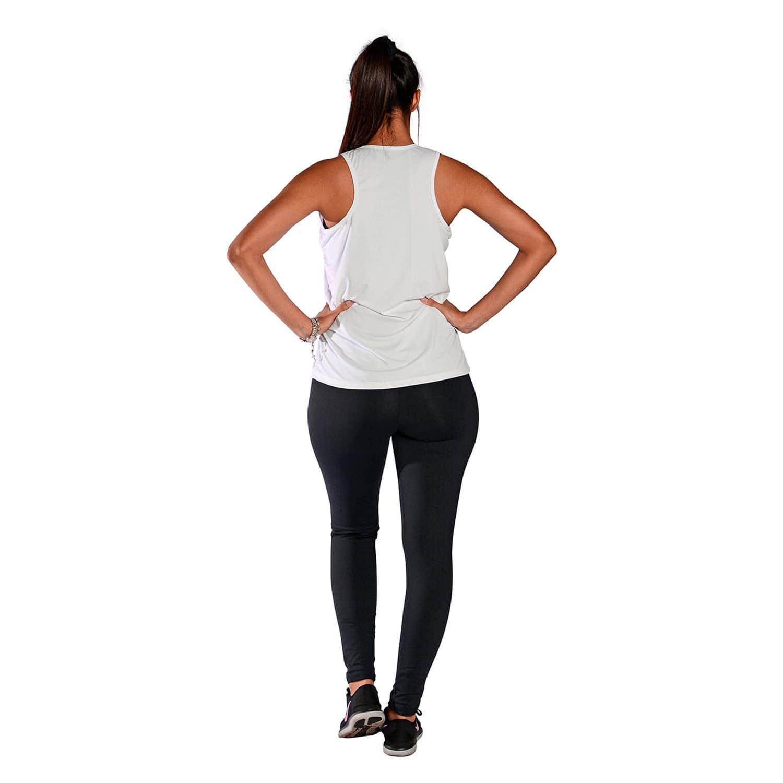 Camiseta Feminina Regata UV 50+ New Trip Branco