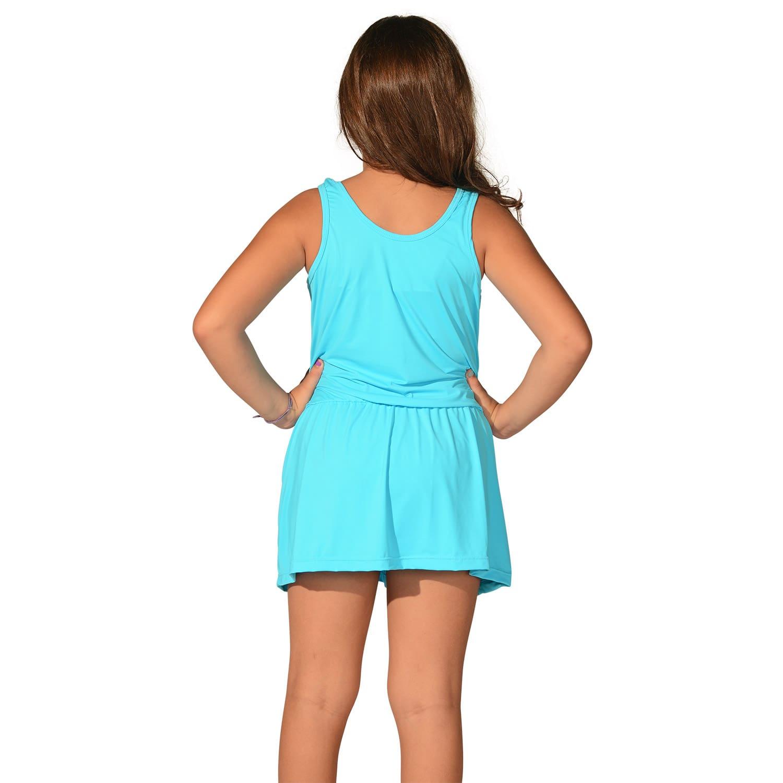 Saída Praia Infantil U.V 50+ Azul