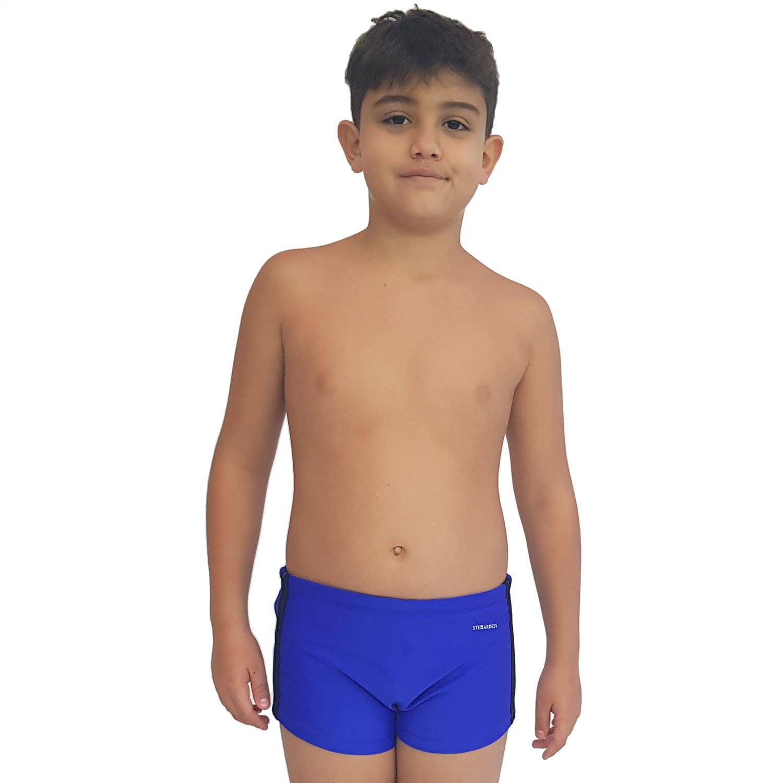 Sunga Teen Boxer com Galão Bic