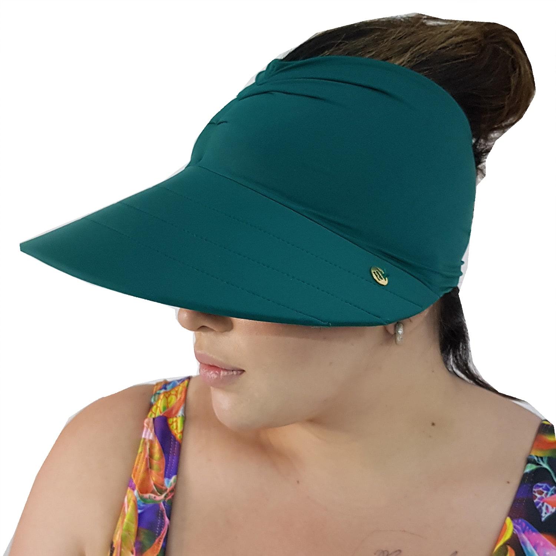 Viseira Turbante com Proteção UV 50+ Galápagos