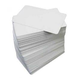 Kit Cartões PVC Branco 30 mils - 500 unidades - Datacard
