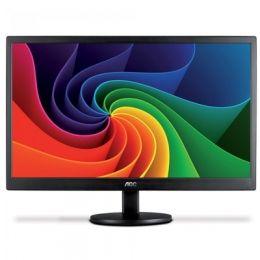 """Monitor LED Widescreen 15,6"""" AOC E1670SWU"""