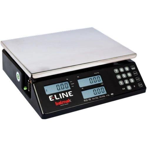 Balança de Bancada Balmak ELC E-line 30Kg (Divisão 2/5/10g)