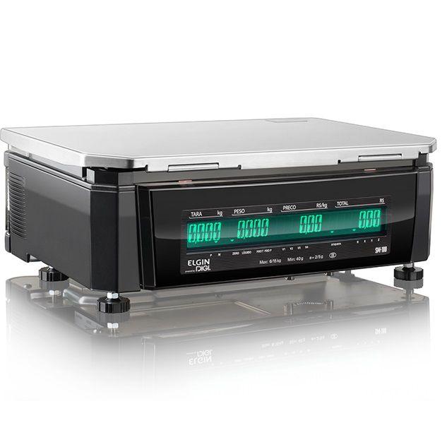 Balança Etiquetadora Elgin SM100 (Ethernet / Wi-Fi)