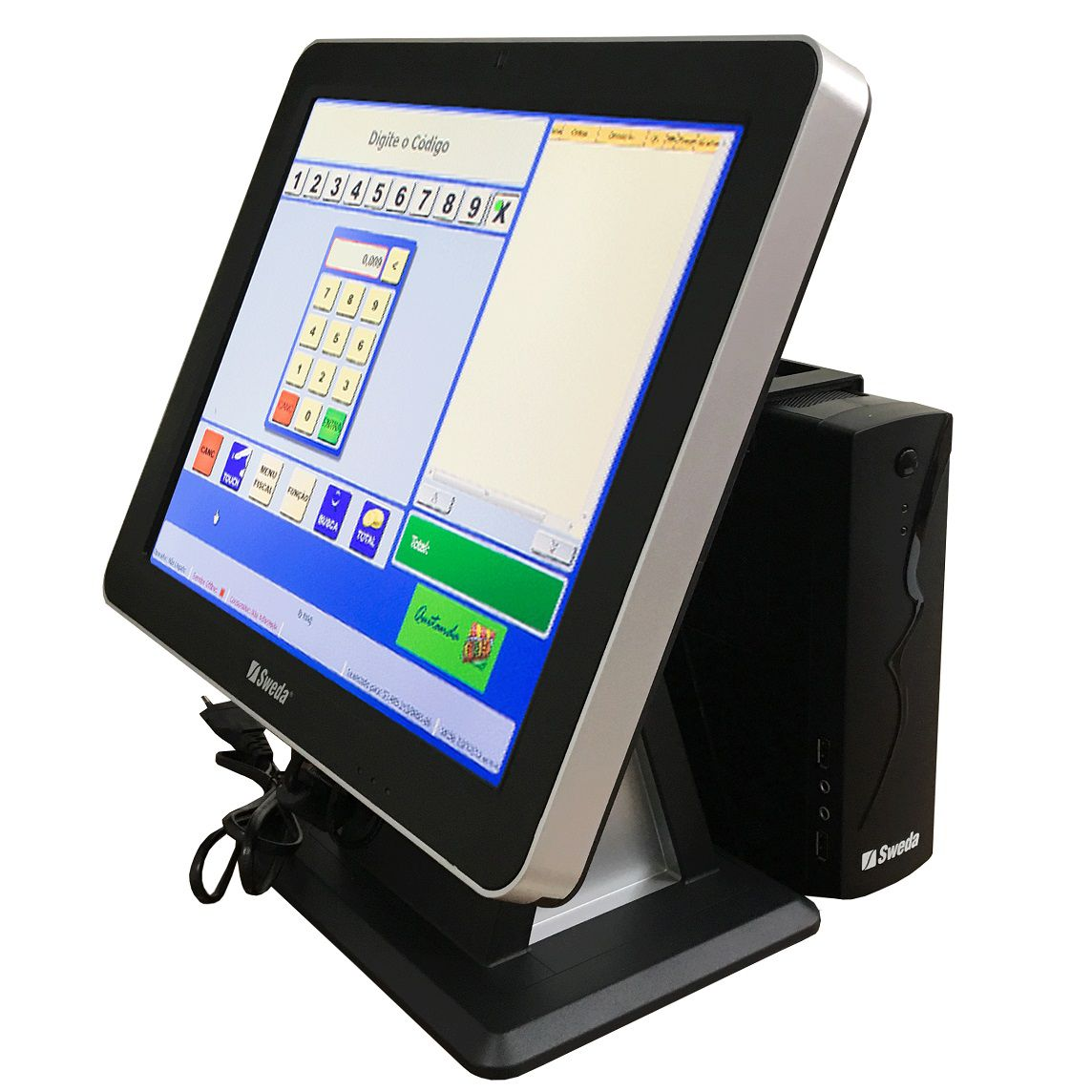 Computador Touch Screen Sweda Mobox Garnet