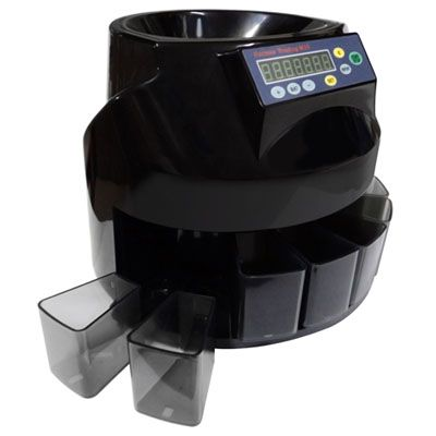 Contadora e Separadora de Moedas Unimax M2