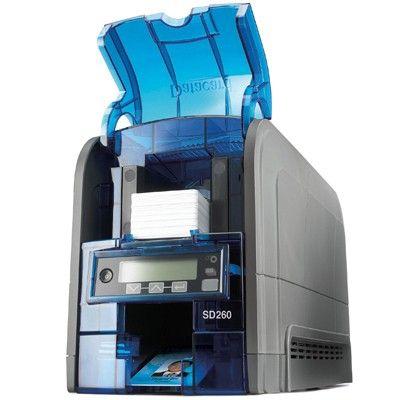 Impressora de Cartões Datacard SD260 (Frente)