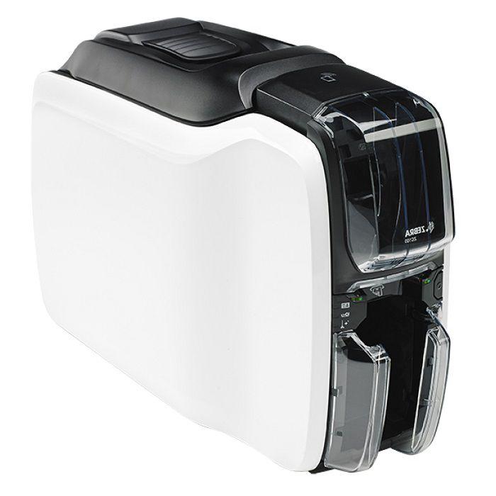 Impressora de Cartões Zebra ZC100 - 1 Lado - USB