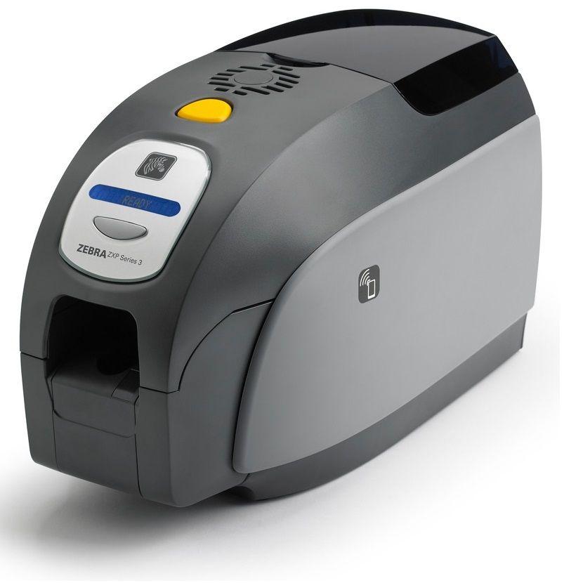Impressora de Cartões Zebra ZXP3 (Impressão Frente e Verso)