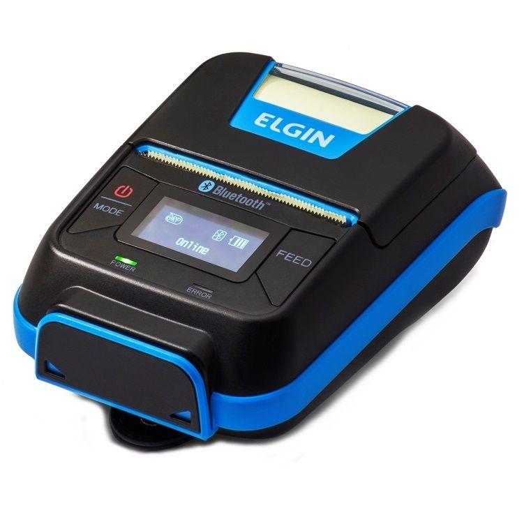 Impressora de Cupom Portátil Elgin RM22