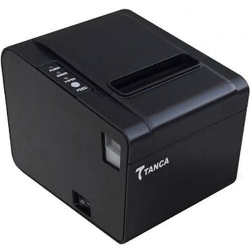 Impressora de Cupom Térmica Tanca TP-650 (USB/Serial/Ethernet)