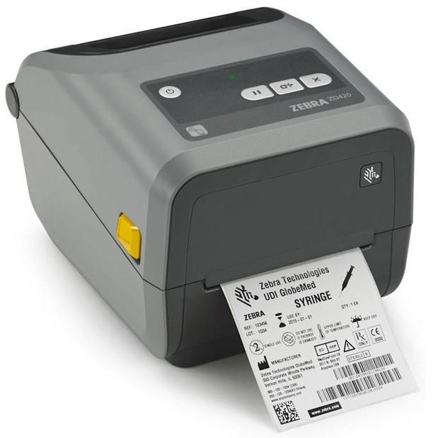 Impressora de Etiquetas Zebra ZD420 (USB)