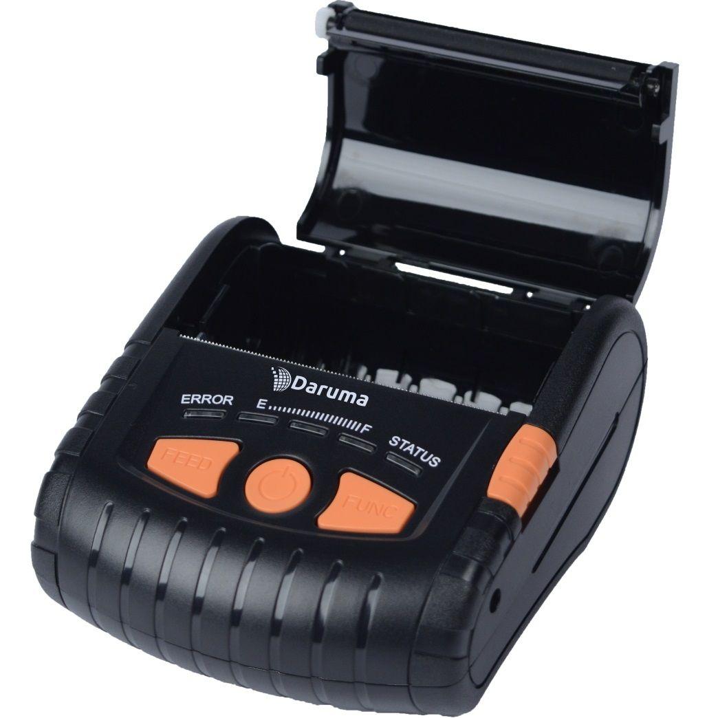 Impressora Portátil Daruma DRM 380 + Capa de Proteção e Alça